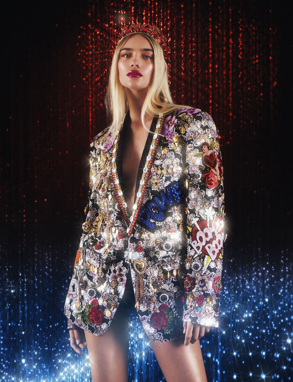 D&G / George McLeod / Luxure Magazine