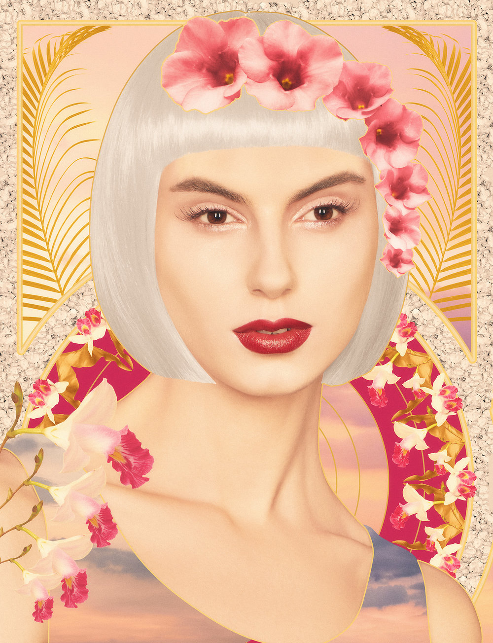Dior / George McLeod / Luxure Magazine