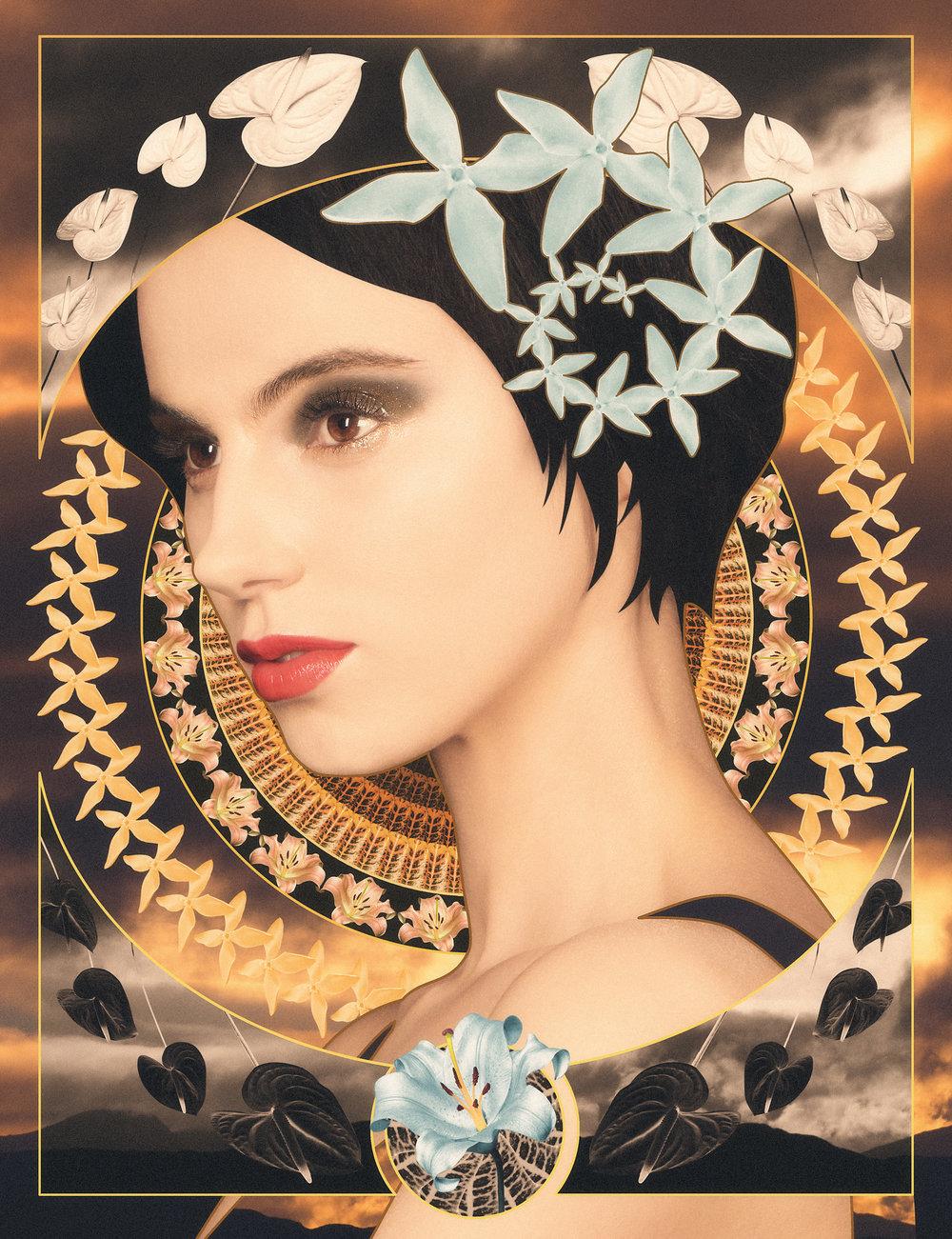 Chanel / George McLeod / Luxure Magazine