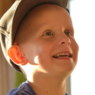 Levi Giveaway | 8.31.16 Levi is a 5 year old who had beaten cancer (Wilm's Tumor, a cancer of the kidneys) but it has recently resurfaced in his lungs. He is awaiting a stem cell transplant.