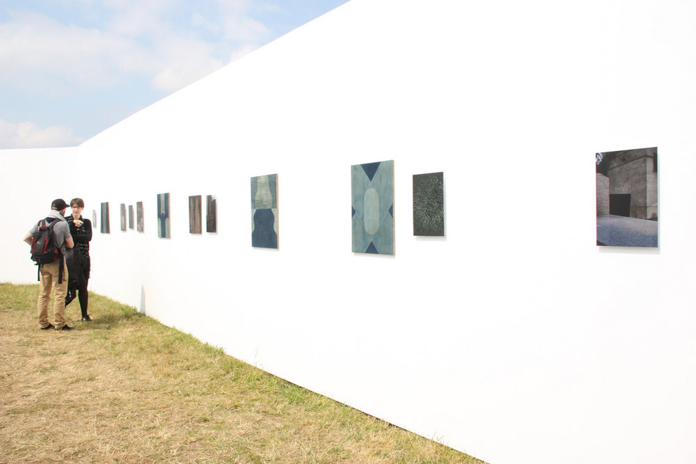Open Sky Museum, Nantes (FR), 2015  installation view
