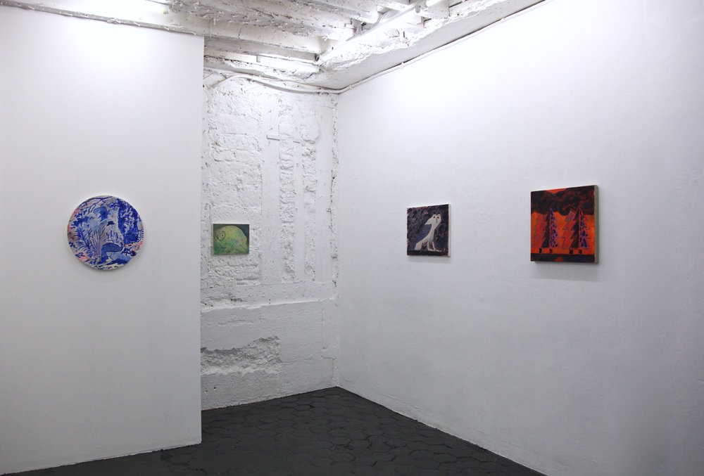 Monument Around - Zach Bruder - Exhibition View 2.jpg