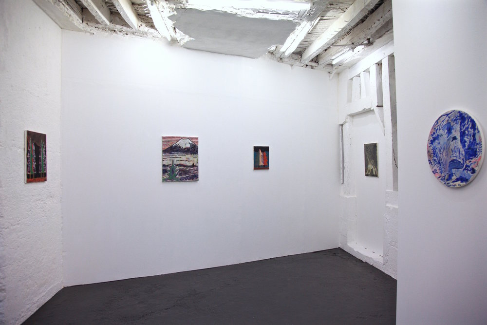 Monument Around - Zach Bruder - Exhibition View 1.jpg