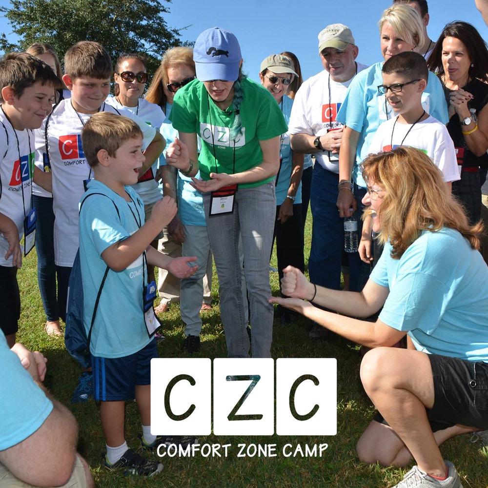 Comfort Zone Camp