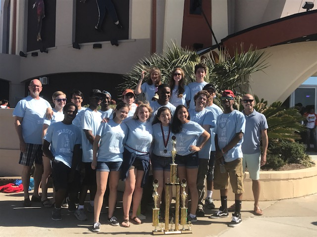 Myrtle Beach Awards Ceremony,2017 Senior Class