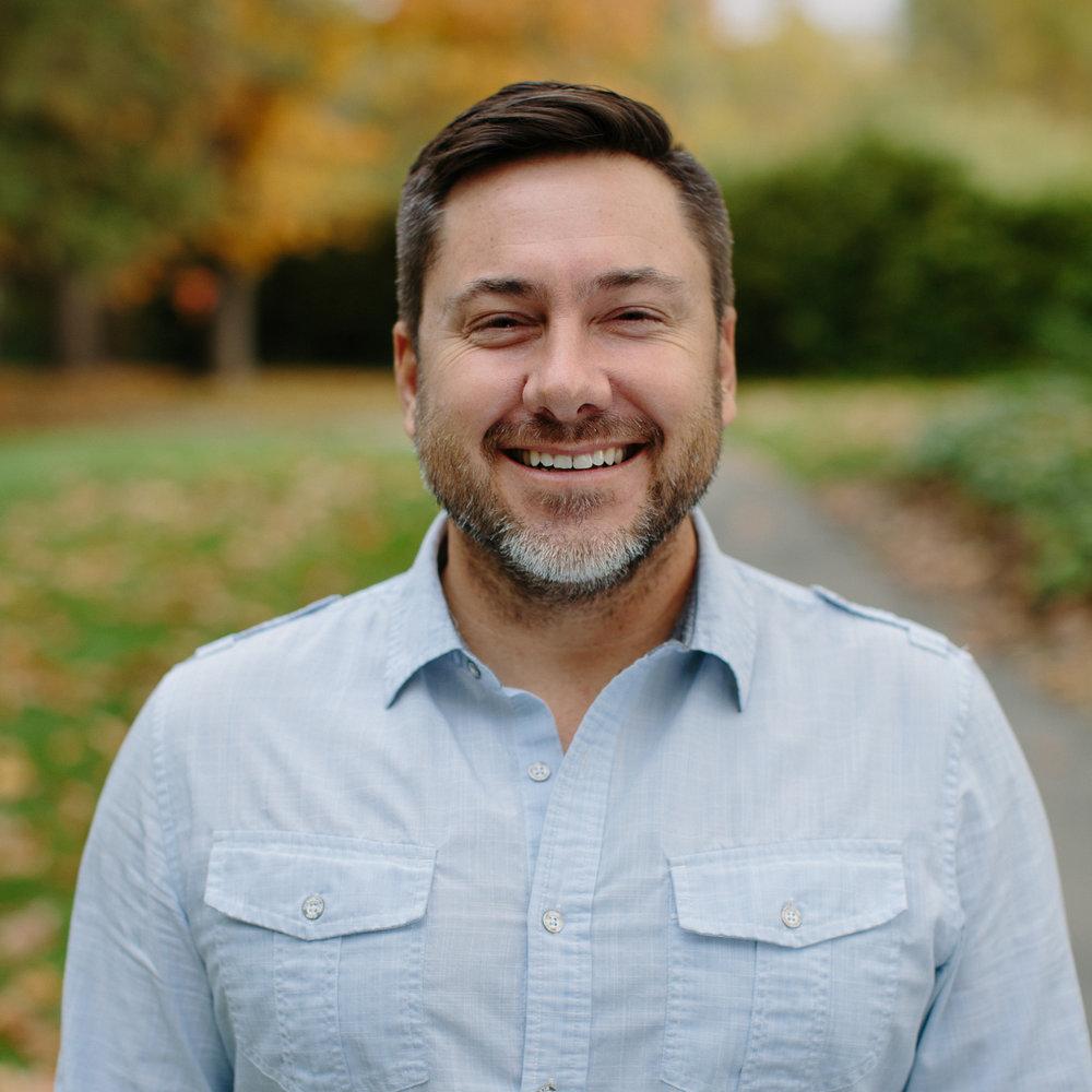 Ben Joyce - Minister of Vision/Teaching