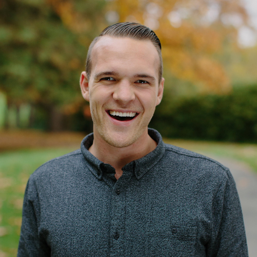 Adam Hillyer - Student Ministry Director, 7/8 Guys Small Group Leader
