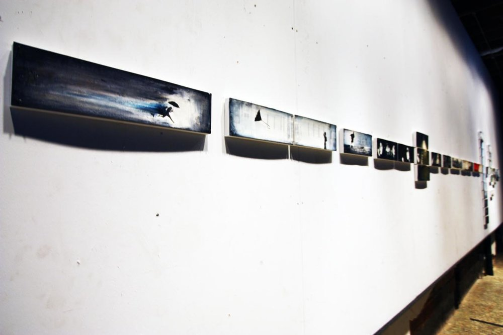 Installation. Buffalo, NY, 2012