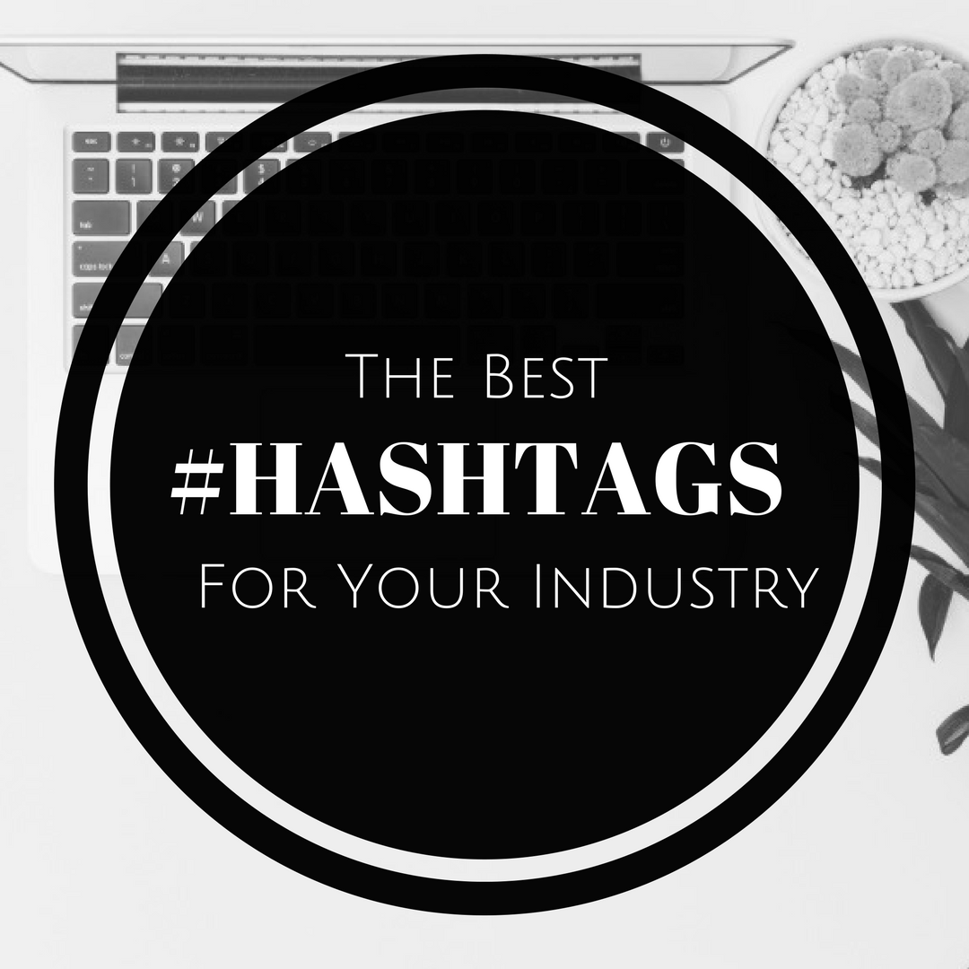 The best hashtags for your industry trove branding consultants