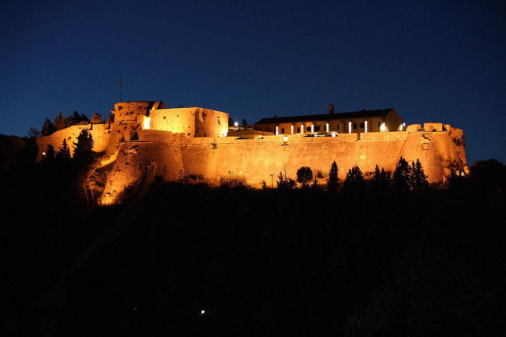 Croatia - Hvar Castle.jpg