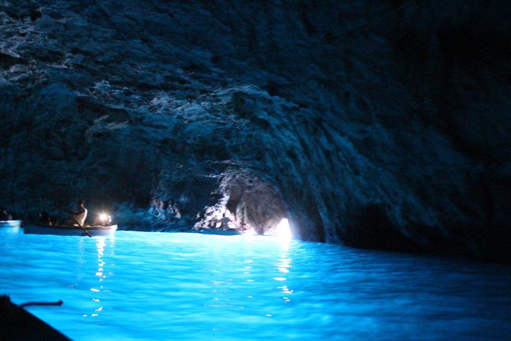 Komiza - Blue Cave.JPG