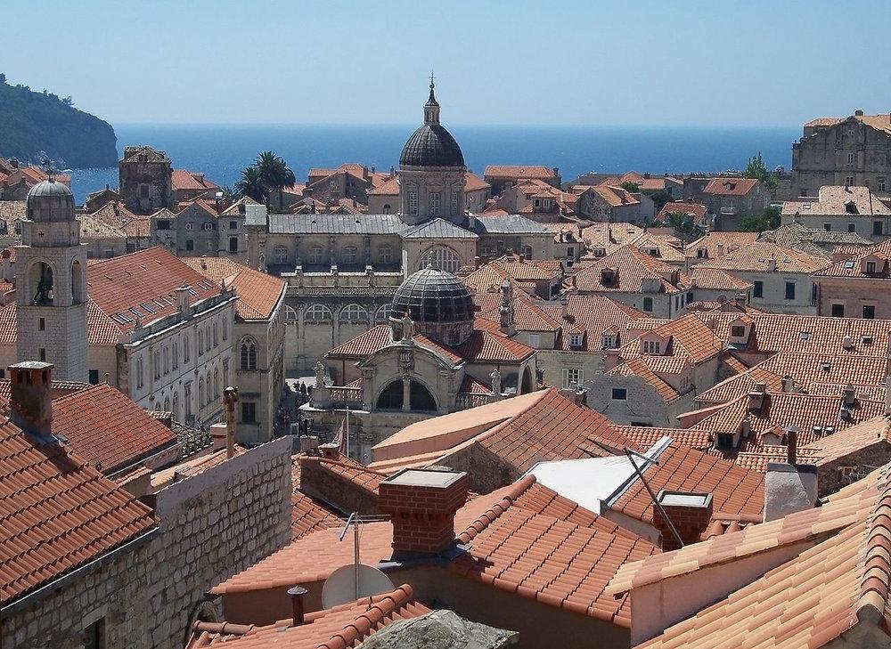 Croatia - Dubrovnik rooftops.jpg