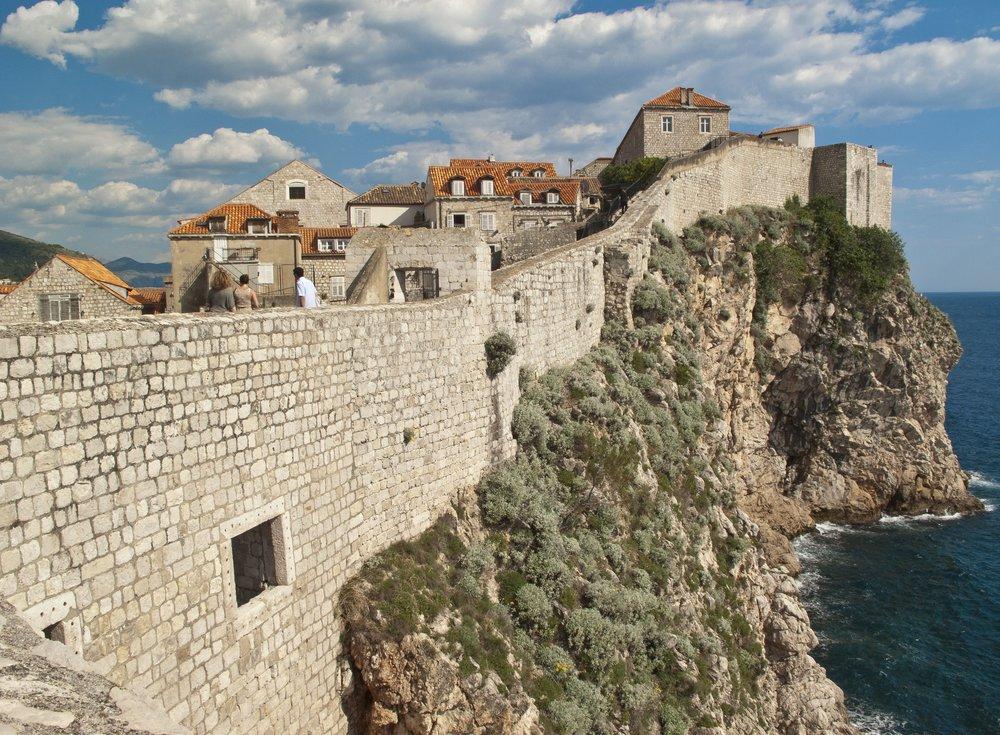 Croatia - Dubrovnik Walls.jpg