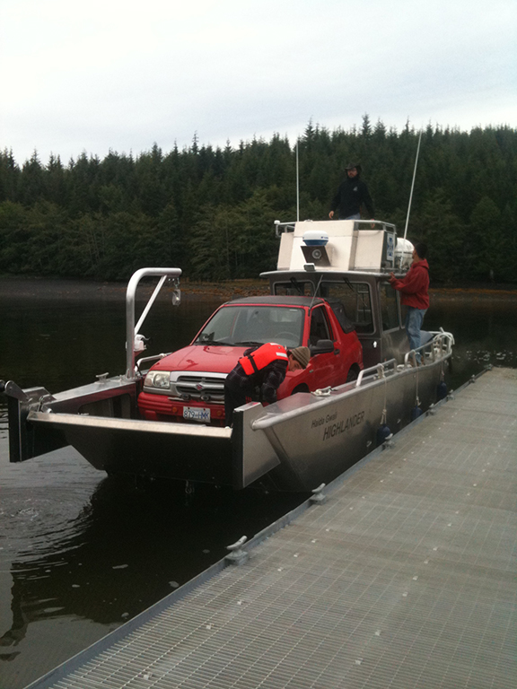 Supporting     local     hunters   looking for something more than a Quad for cruising remote water access only back roads.