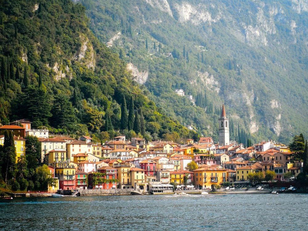 The Kenney Way - Varenna, Lake Como in Italy.