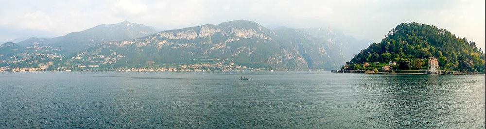 The Kenney Way - Lake Como, Italy