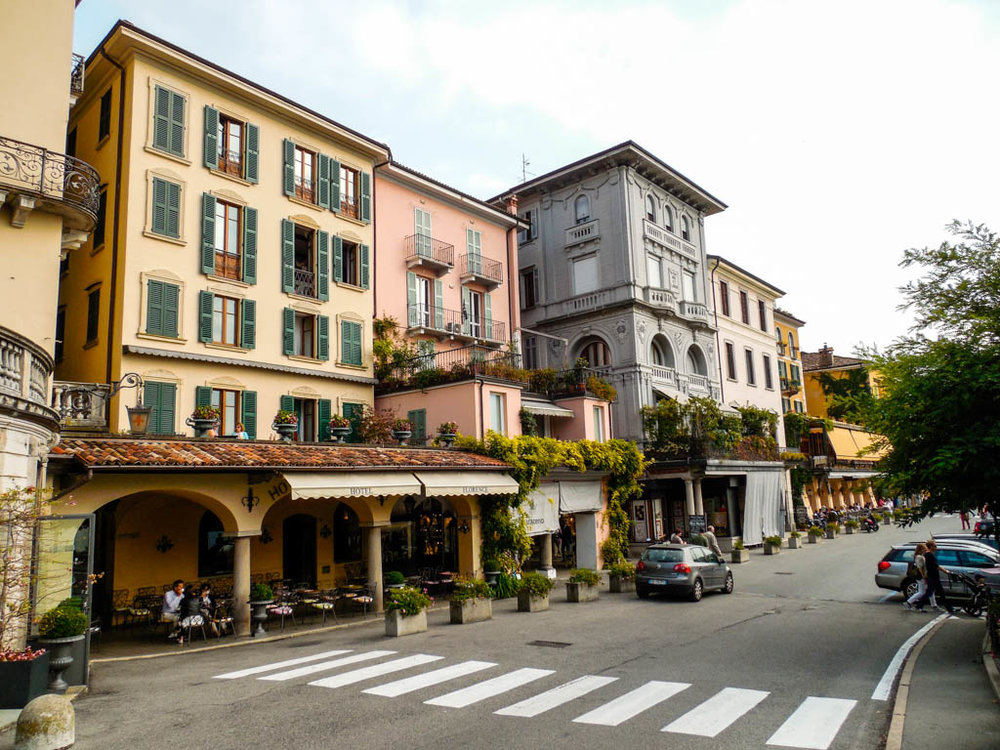 The Kenney Way - Lake Como, Italy -Bellagio