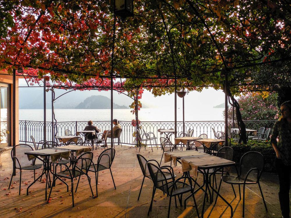 The Kenney Way Lake Como Hotel Du Lac