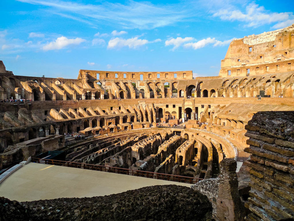 The Kenney Way - How to see Rome in a day