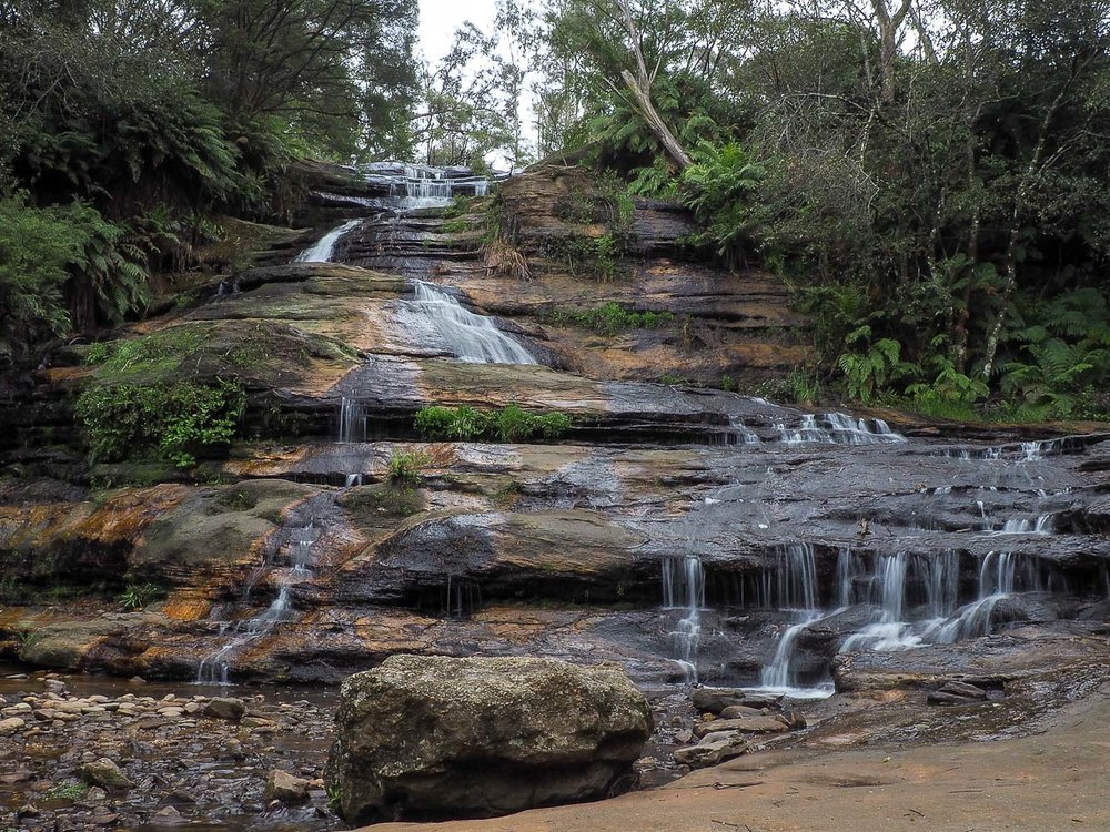 Katoomba Cascades - How to See Sydney in 72 Hours Part 3 - The Kenney Way