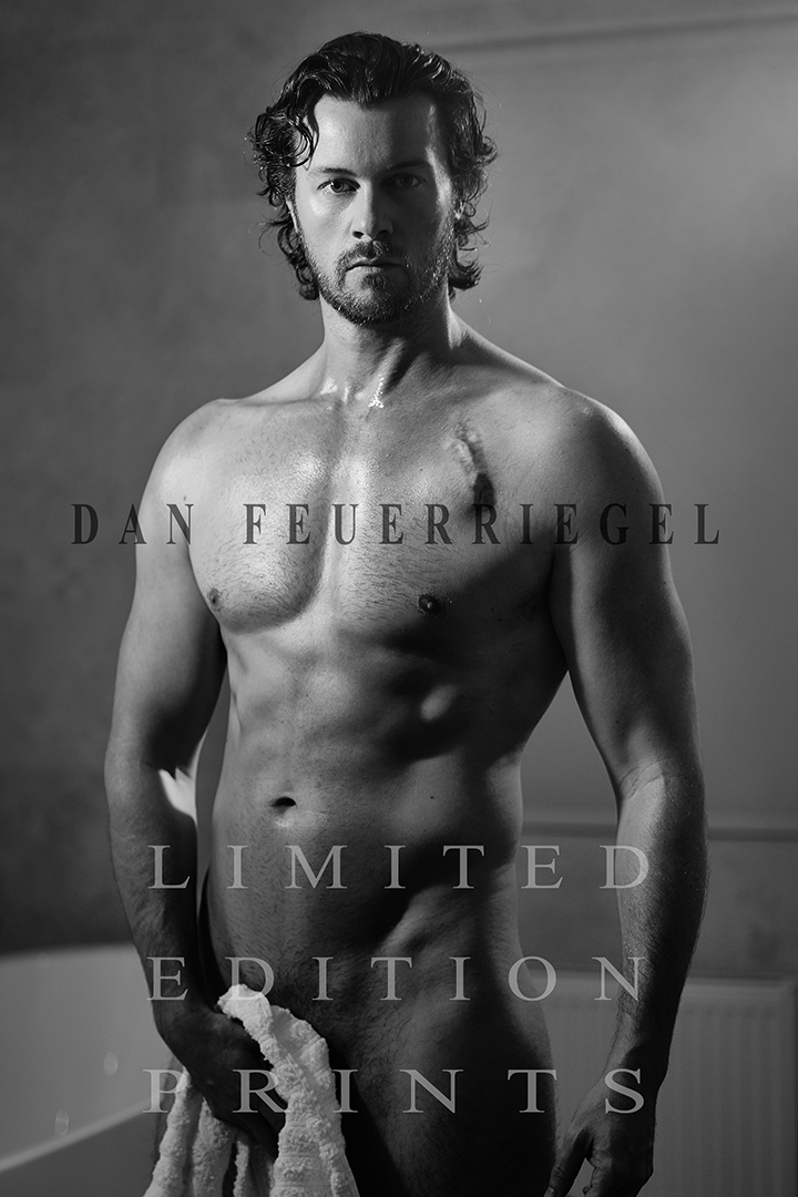 SIGNED 30 x 20 inch Metallic Print. Limited Edition Dan Feuerriegel 002. Only 20 prints available. $285 USD
