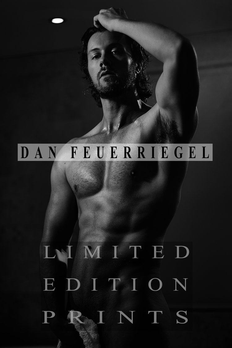 SIGNED 30 x 20 inch Metallic Print. Limited Edition Dan Feuerriegel 004. Only 20 prints available. $150 USD + postage.