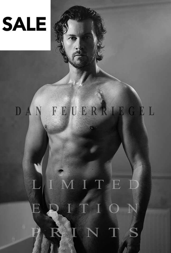 UNSIGNED 30 x 20 inch Metallic Print. Limited Edition Dan Feuerriegel 001. Last Few Remaining $99 + postage.