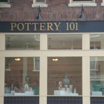Pottery 101