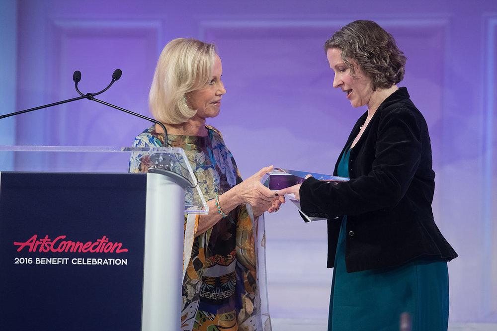 2016 ArtsConnection Linda LeRoy Janklow Teaching Artist Award
