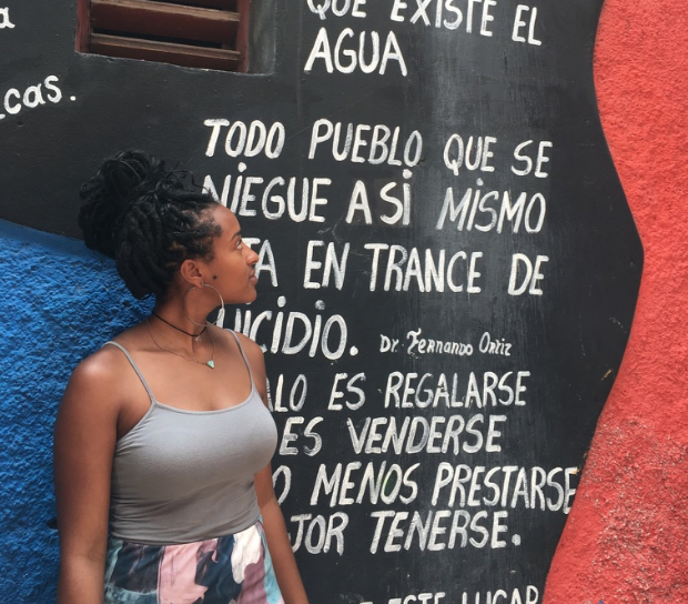 Co-Founder Jasmine Hall Havana, Cuba