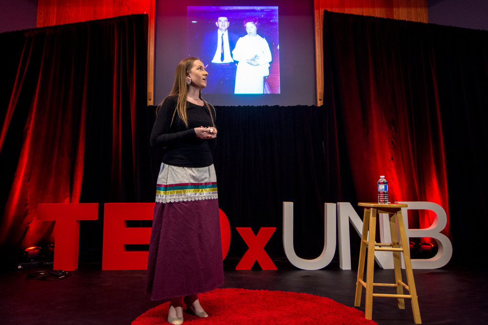 Hannah Martin - A Reclamation of Indigenous Identity: My Path to Becoming an Educator