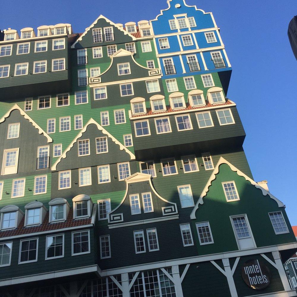 Inntel Hotel, Zaandam