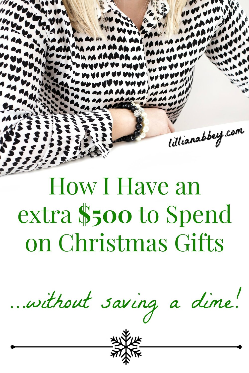 How to Get Extra Money for the Holidays without Saving!