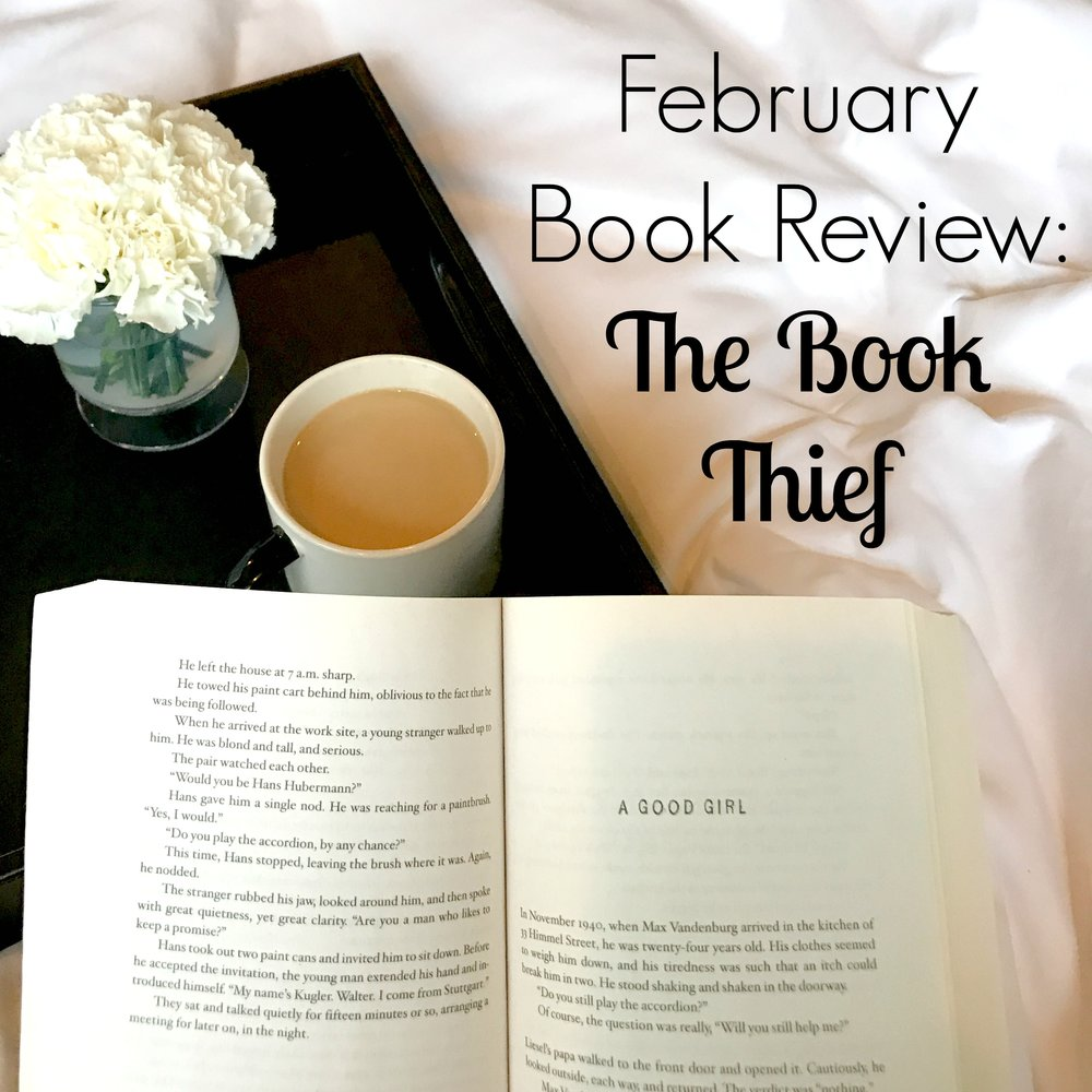 February Book Review: The Book Thief