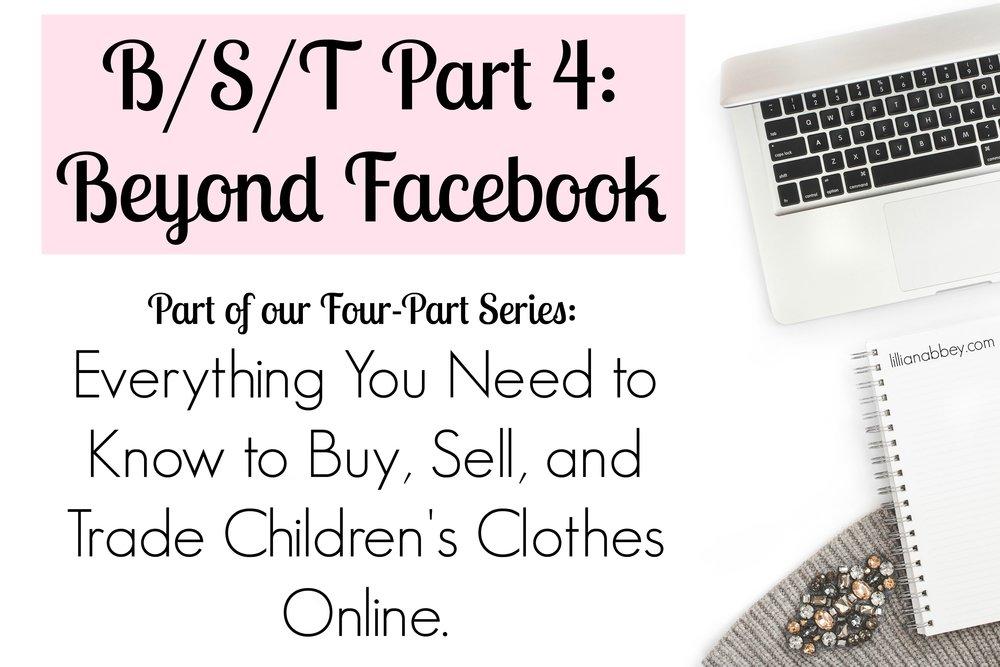 B/S/T Part 4: Beyond Facebook