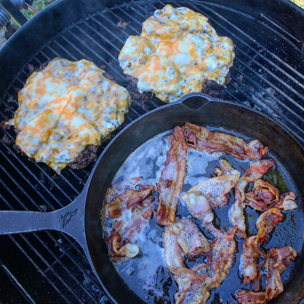 Easily make this on any grill!