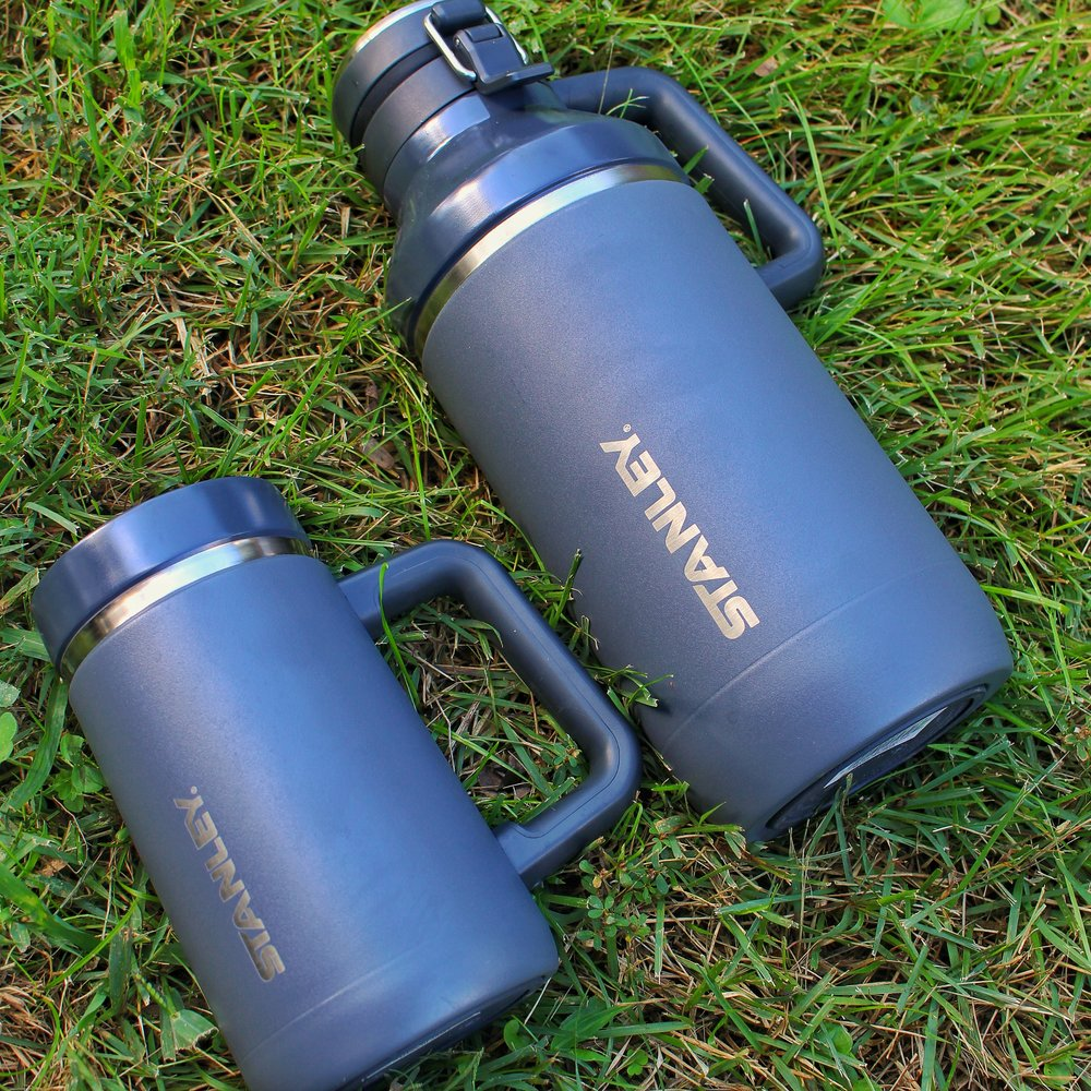 Go Series Ceramivac  Growler  &  Stein