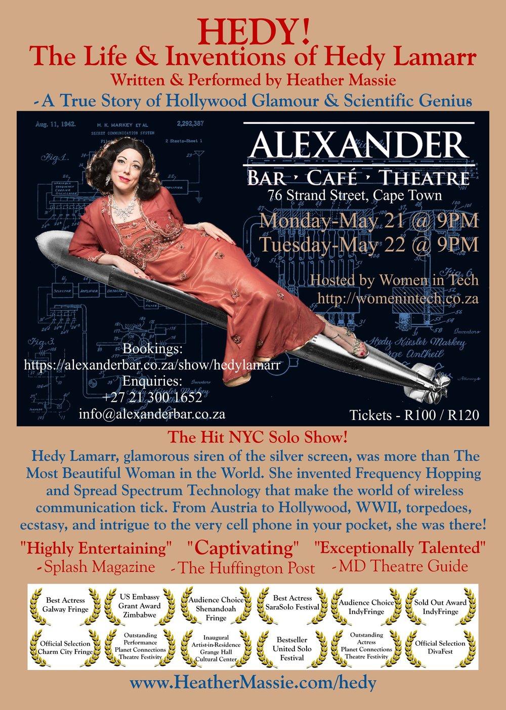 Alexander Bar HEDY Poster 2018 Deon.jpg