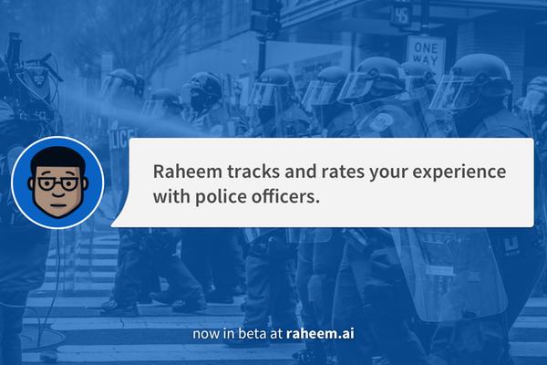 Raheem Hackathon