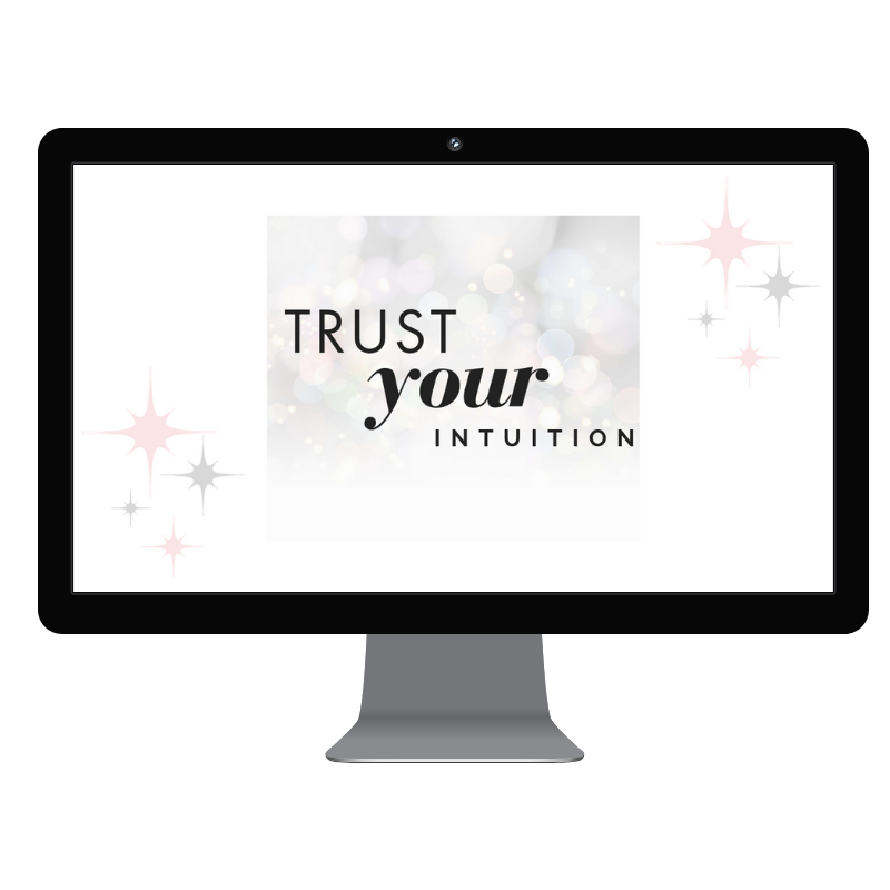 Trust your intuition | Workshop Join Now!
