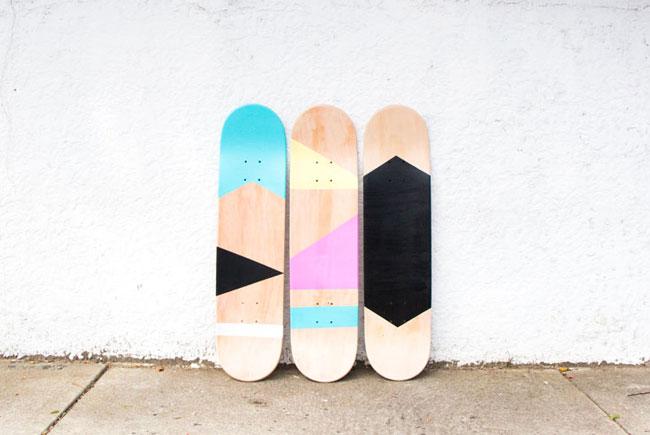 Mister Weekender Skate Decks