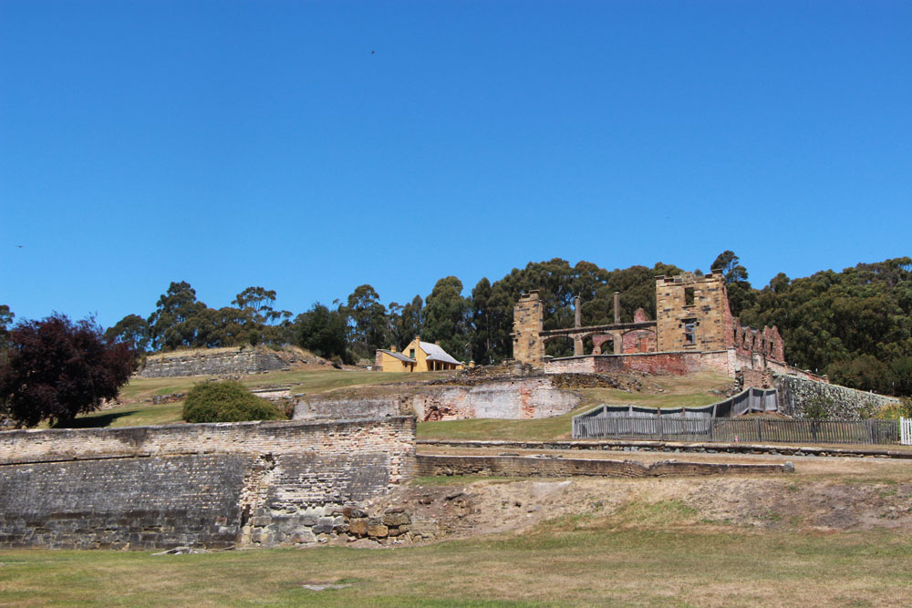 Port Arthur and Mister Weekender