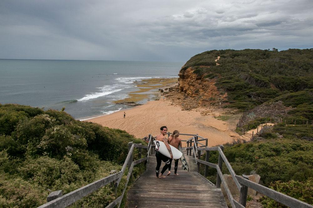 Mister Weekender Bells Beach Australia
