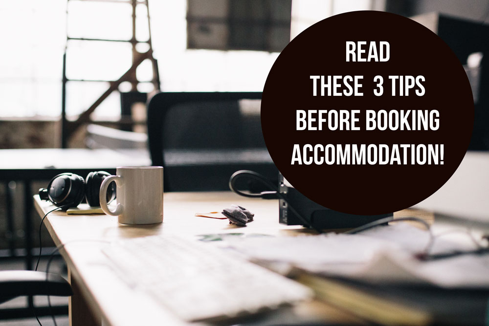 3 Things You Need To Research Before Booking Accommodation Mister Weekender