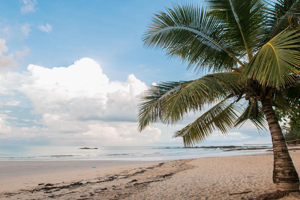 Khao Lak Centara Resort Beach Thailand