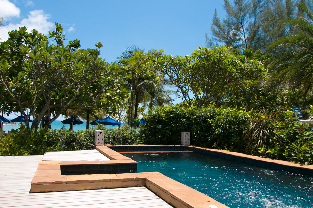 Khao Lak Centara Resort Beach Villa Pool