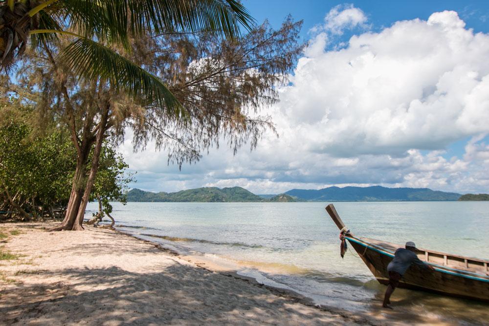 Lawa Island Phang Nga Bay Thailand