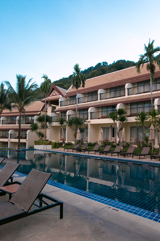Mister Weekender Jaharn Giles Centara Blue Marine Resort Phuket Thailand