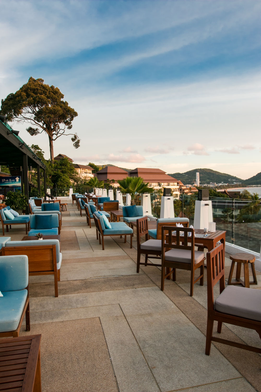 Mister Weekender Phuket Thailand Jaharn Giles Centara Blue Marine Resort