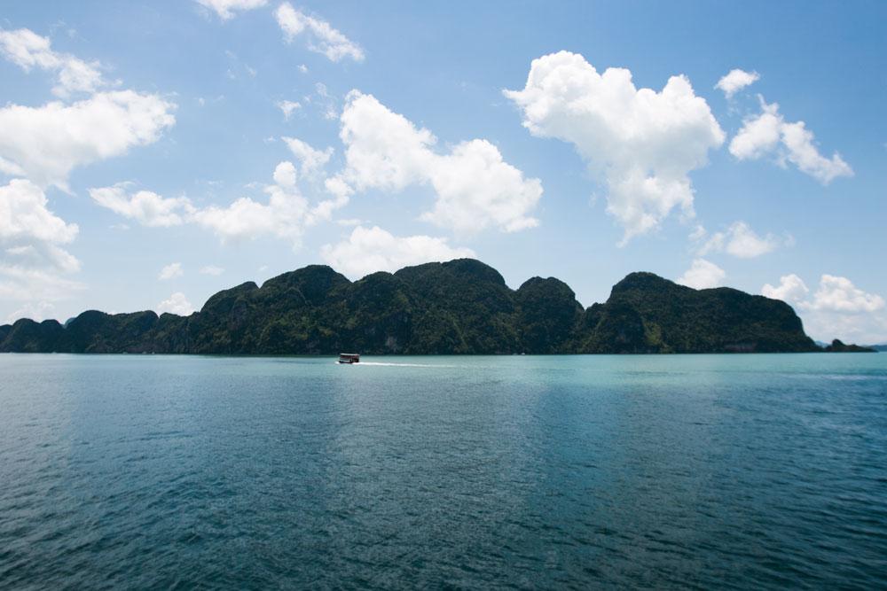 Phang Nga Bay Islands Thailand